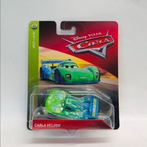 Disney Pixar Cars Diecast carla veloso
